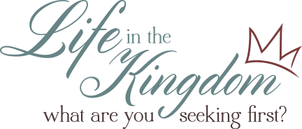 Life in the Kingdom Logo